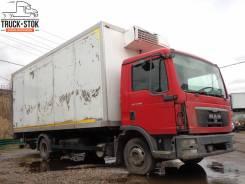 MAN TGL. 12.180 – грузовик рефрижератор, 4 580 куб. см., 8 715 кг.