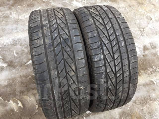 Goodyear Excellence. Летние, 2008 год, износ: 10%, 2 шт
