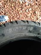 Michelin. Зимние, шипованные, 2012 год, износ: 40%, 4 шт