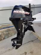 Mercury. 9,90л.с., 4-тактный, бензиновый, нога S (381 мм), Год: 2015 год