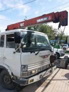 Hino Ranger. Продам грузовик с манипулятором, 6 728 куб. см., 7 000 кг.