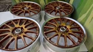 RAYS VOLK RACING GTM. 7.5x19, 5x114.30, ET46, ЦО 73,1мм.