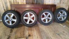 Зимние колеса. 6.5x17 5x114.30 ET40
