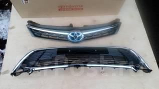 Накладка на решетку бампера. Toyota Camry, GSV50, ASV51, ASV50 Двигатели: 2GRFE, 6ARFSE, 2ARFE