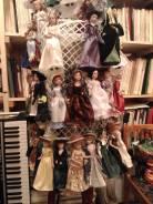 """Продам куклы """"дамы эпохи"""" (полная коллекция)"""