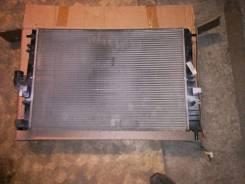Радиатор охлаждения двигателя. Renault Logan Лада Ларгус