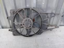 Вентилятор охлаждения радиатора. Ford Focus, DNW, DBW, DFW Двигатели: EYDJ, EYDE, EDDC, FYDC, EYDI, FYDB, EDDD, EYDC, EYDG, EYDK, EYDF, FYDH, FYDD, ED...