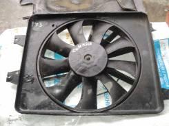 Вентилятор охлаждения радиатора. Hyundai Sonata, Y3