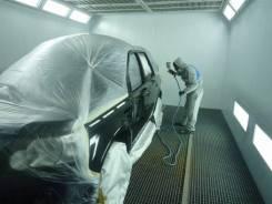 Рихтовка, покраска, полировка автомобиля