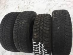 Bridgestone Ice Cruiser 5000. Зимние, шипованные, износ: 30%, 5 шт