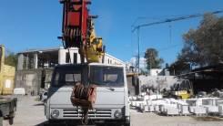 Галичанин. Автокран, 10 850 куб. см., 16 000 кг., 22 м.