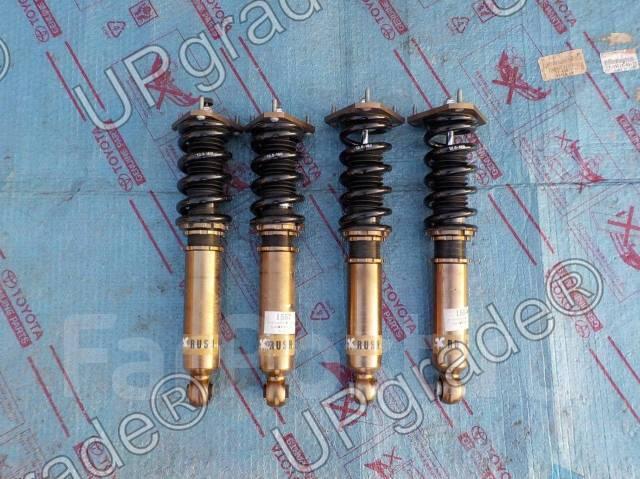 Койловер. Toyota Mark II, JZX91E, GX90, JZX90, JZX100, JZX101, JZX91, GX100, JZX90E Toyota Chaser, JZX91, JZX100, JZX101, JZX90, GX90, GX100 Toyota Cr...