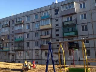 3-комнатная, улица Ленина (п. Дунай) 31. Дунай, частное лицо, 63 кв.м.