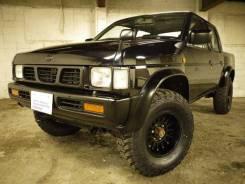 Nissan Datsun. автомат, 4wd, 2.7, дизель, 77 000 тыс. км, б/п, нет птс. Под заказ