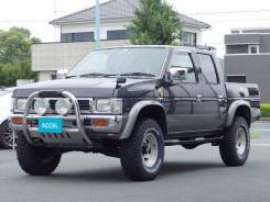 Nissan Datsun. автомат, 4wd, 2.7, дизель, 80 000 тыс. км, б/п, нет птс. Под заказ