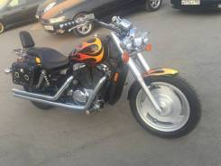 Honda Shadow 1100. 1 100 куб. см., птс, без пробега