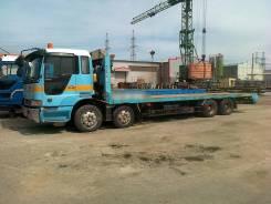 Hino Profia. Эвакуатор грузовой HINO Profia 1999 г. в. 2250000 руб., 20 932 куб. см., 10 т и больше