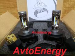 Комплект светодиодных LED ламп H4/ H11 / H8/ HB4/ HB3 Гарантия - 6 мес. Toyota: MR-S, Sprinter Carib, T.U.V, Century, Ractis, Noah, Dyna, T100, Funcar...