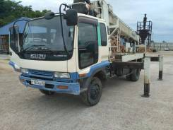Isuzu Forward. Isuzu forward, 7 127 куб. см., 3 000 кг.