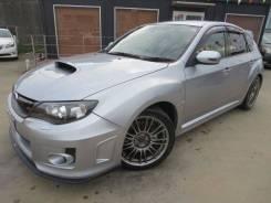 Subaru Impreza WRX STI. механика, 4wd, 2.0, бензин, 55 935 тыс. км, б/п. Под заказ