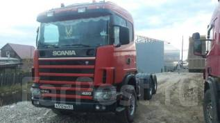 Scania R124. Продается грузовик , 13 000 куб. см., 35 000 кг.