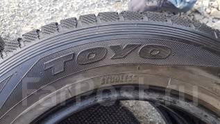 Toyo Tranpath S1. Зимние, без шипов, 2004 год, износ: 20%, 2 шт