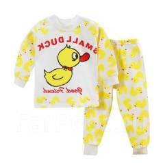 Пижамы. Рост: 98-104, 104-110, 110-116, 116-122 см