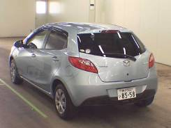 Mazda Demio. DE3FS, ZJVE