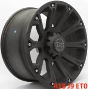 Black Rhino Sidewinder. 9.0x18, 5x150.00, ET0, ЦО 110,1мм.