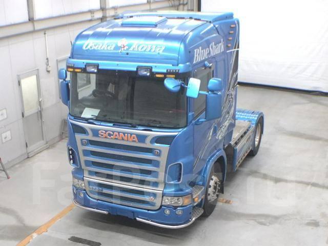 Scania. Продам R470, 12 770 куб. см., 18 000 кг.