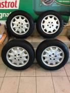 Комплект летних колес в хорошем состоянии б/п по РФ. 6.5x15 5x112.00 ET37 ЦО 65,0мм.