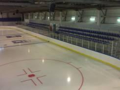 Хоккейные борта Комплект травмобезопасные 60м*30м. Под заказ
