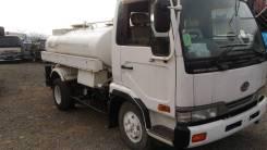 Nissan Diesel UD. Продам водовозку nissan Diesel UD без документов., 6 920 куб. см., 4,00куб. м.