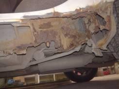 Замена и ремонт порогов, арок автомобиля