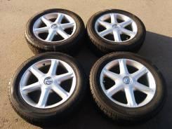Nissan. 7.5x17, 5x114.30, ET40, ЦО 67,0мм.