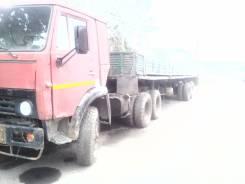 Камаз 5410. Продам камаз грузовой седельный тягач, 210 куб. см., 6 800 кг.