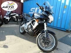 Kawasaki KLE 650. 650 куб. см., исправен, птс, без пробега