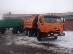 Камаз 55111. + прицеп, 9 999 куб. см., 12 999 кг.