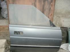 Дверь боковая. Toyota Crown, MS135 Двигатель 7MGE