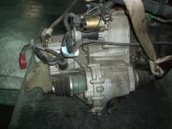 МКПП. Toyota Duet, M100A Двигатель EJVE