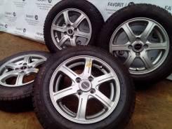 Bridgestone Balminum. 5.5x14, 4x100.00, ET45