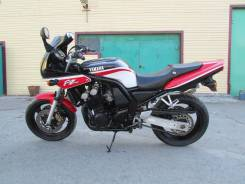Yamaha FZ 400. 400 куб. см., птс, без пробега