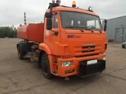 Коммаш КО-829А1. Комбинированная машина КО-829А1 на базе Камаз 2011г., 4 750 куб. см.