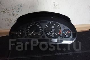 Панель приборов. BMW 3-Series, E46/2, E46/2C, E46/3, E46/4, E46/5