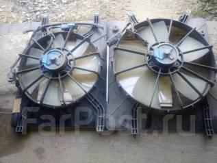 Вентилятор охлаждения радиатора. Honda Odyssey, RA6 Двигатель F23A
