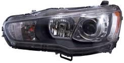 Фара. Mitsubishi Lancer, CY Mitsubishi Lancer X Двигатели: 4A91, 4B11, 4B10