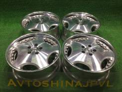 G-Corporation Estatus. 7.5x18, 5x114.30, ET48, ЦО 73,0 мм.