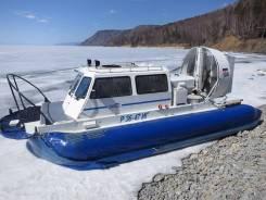 Хивус-6. Год: 2005 год, длина 6,50м., двигатель стационарный, 145,00л.с., бензин