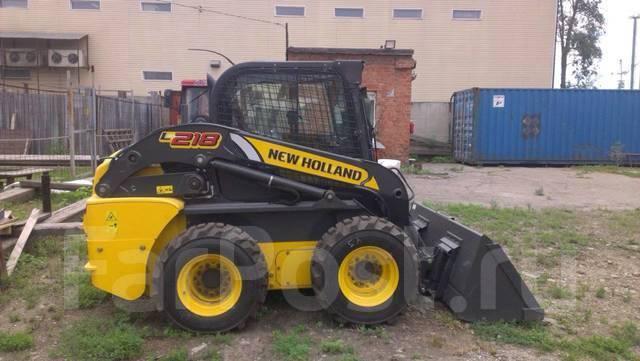 New Holland L218. Мини-погрузчик , Новый, 2 200 куб. см., 820 кг.