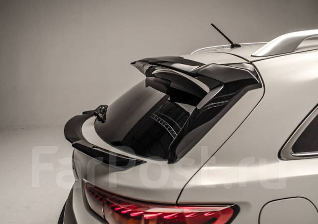 Обвес кузова аэродинамический. Infiniti QX70 Infiniti FX35